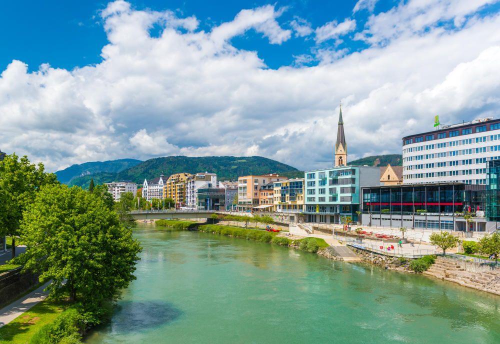 Ufficio Turistico Di Klagenfurt : La magia natalizia della carinzia graz · klagenfurt · villach